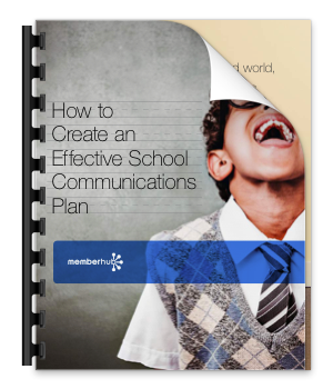 Create a School Communications Plan eBook Cover