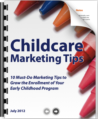 childcare marketing tips